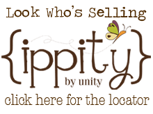 Ippity Chicks Locator Button