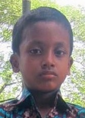 Najimuddin - Bangladesh (BD-402), Age 9