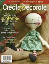 Liz Revit in Create &amp; Decorate August 2011