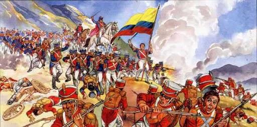 Batalla del Pichincha 24 de Mayo de 1822 - resumen corto para estudiantes