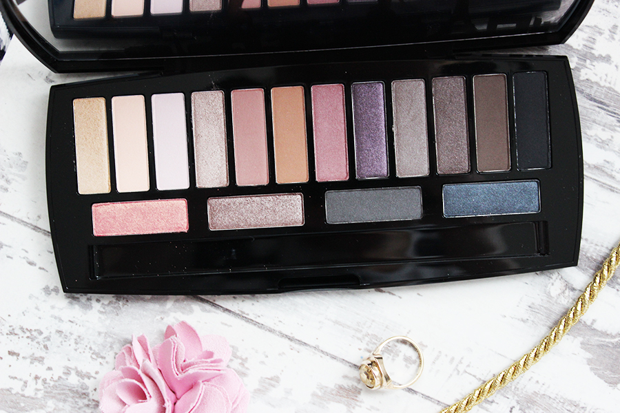 Lancome Audacity in Paris eye shadow palette review