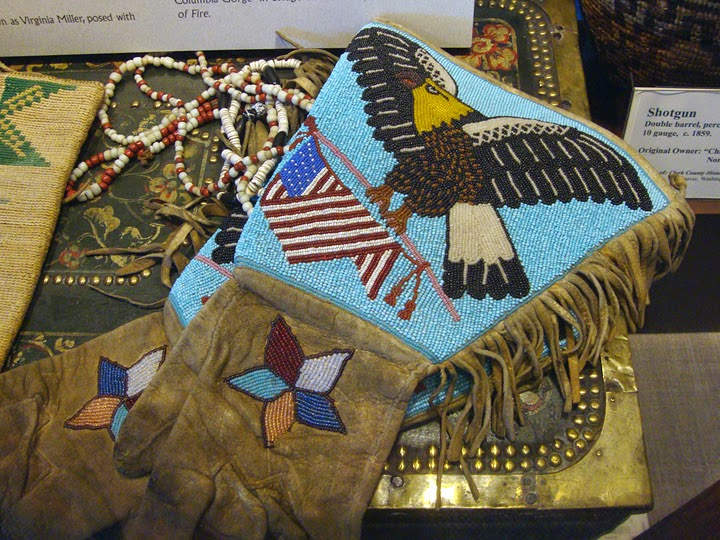 Native American beadwork, Columbia Gorge Museum