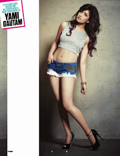 Yami Gautam Lovely Cute Pics from FHM India June 2014 HQ Pics