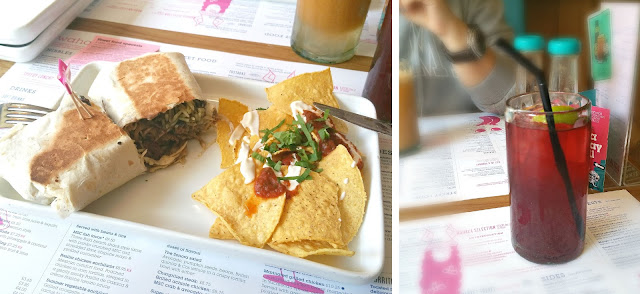 Mexican Food, Wahaca, Oxford Circus Restaurant