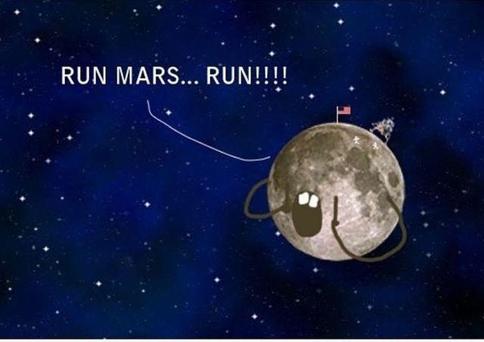 Funny Space Comics