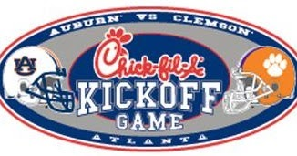 All Things Auburn!: Kick Off Crock Pot!