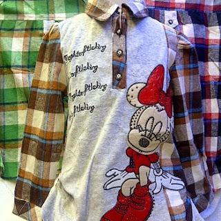 Pusat Grosir Baju Anak Jatinegara