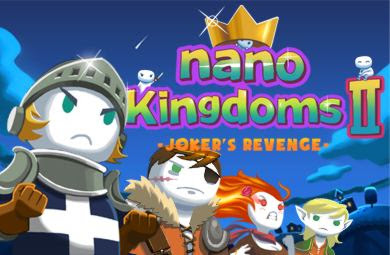 Nano Kingdoms 2 PC Mini Game