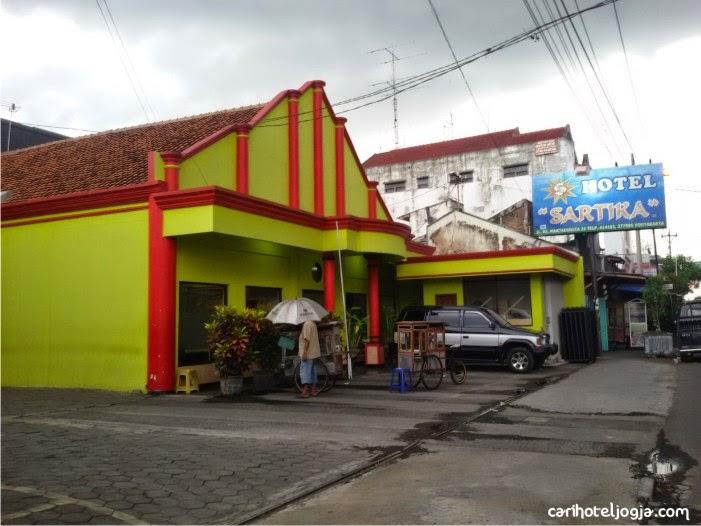 Sartika Hotel Yogyakarta