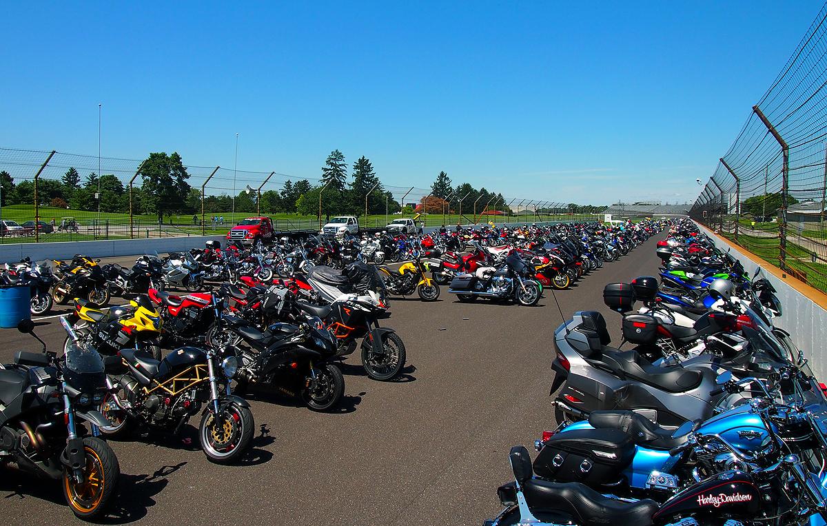 Tim\'s Motorcycle Diaries: August 2015