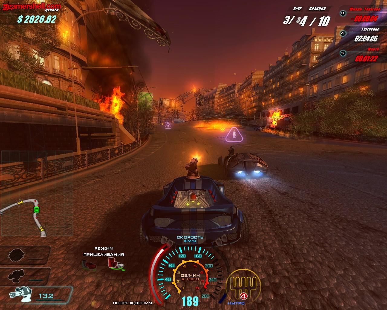 Death Track Resurrection - Gameplay HD