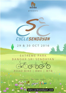 Cycle Sendayan 2016 - 29 October 2016