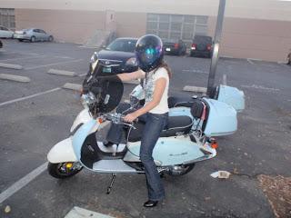 scooter helmet for women