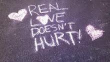 #RealLoveDoesntHurt