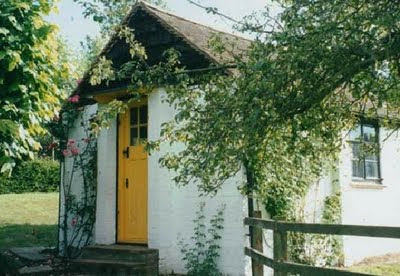 The Writing Hut, Gipsy House, Great Missenden