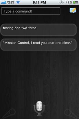ESRA Siri Like App Cydia