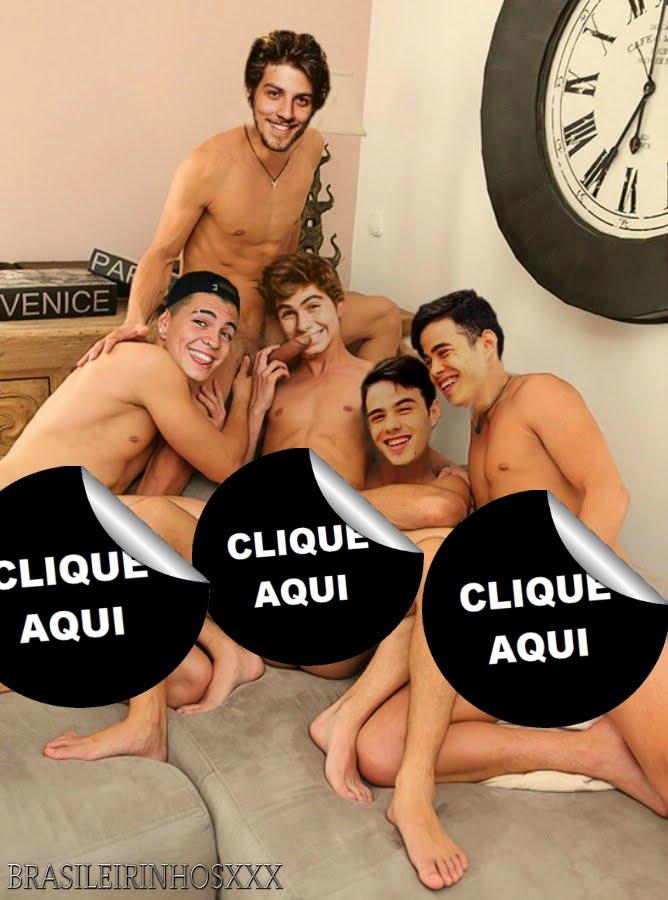 01/06 - Irmãos Rocha, Chay Suede, Rafa Vitti e Biel