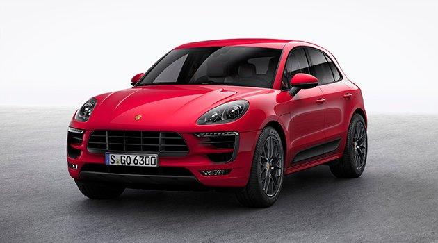 Yeni Porsche Macan karışnızda