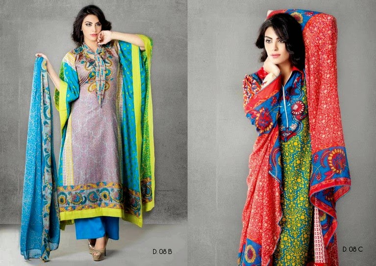 2019 year looks- Jhilmil sitara lawn collection