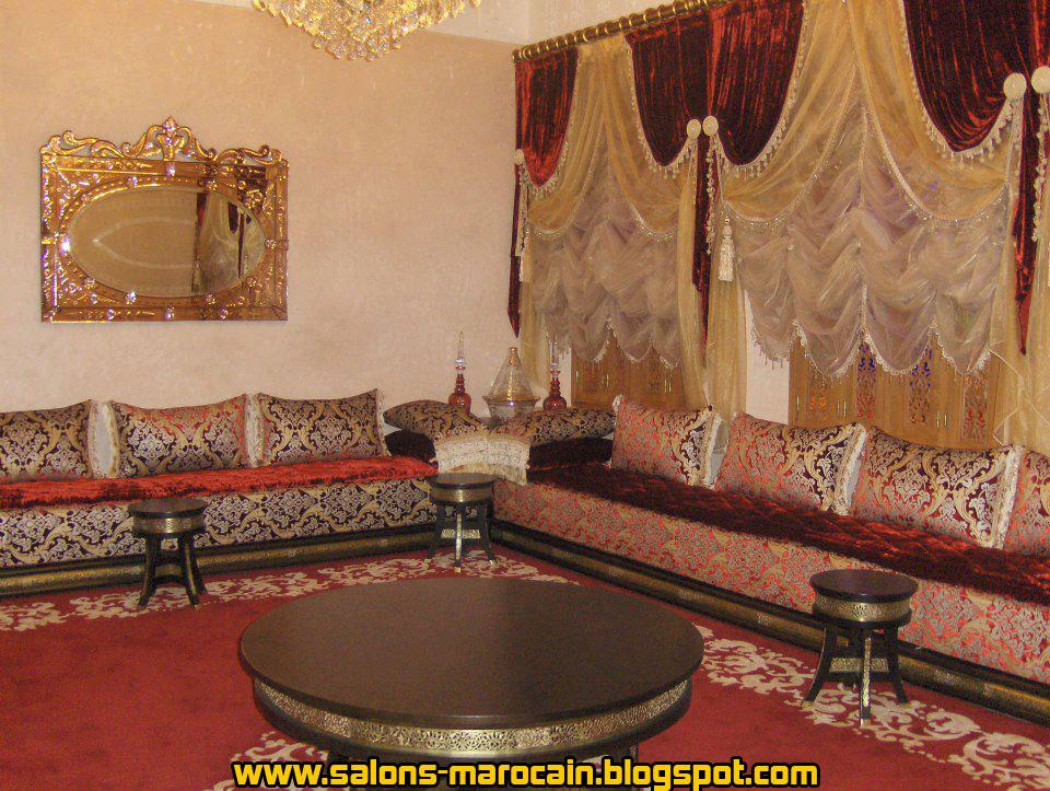 Best Salon Marocain Moderne Oran Gallery - Awesome Interior Home ...