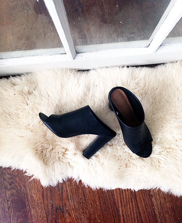 mules, fall footwear, fall fashion