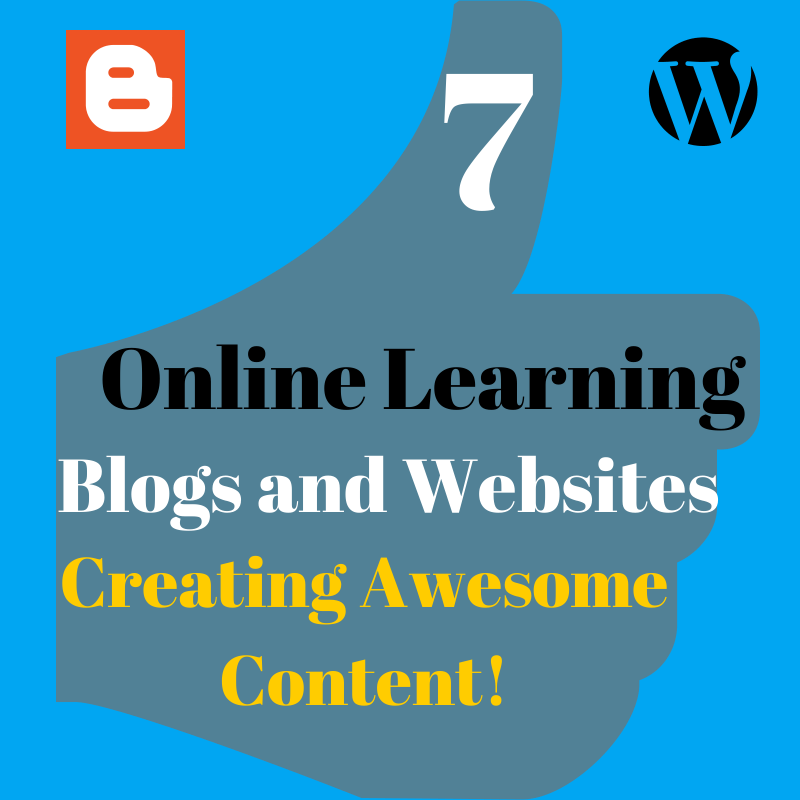 7 Online Learning Blogs and Websites Creating Awesome Content