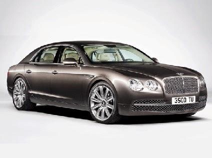 سيارة بنتلي فلاينج سبير V8 2015 - Bentley Flying Spur V8