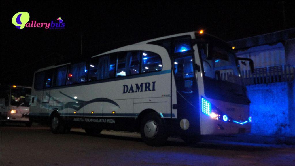 DAMRI - New Travego/New Marocopolo by Tri Sakti | Mercedes-Benz Bus