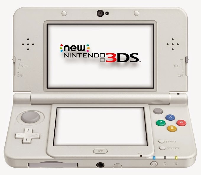 new Nintendo 3DS and so much more
