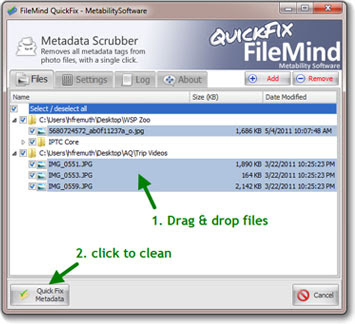 Download QuickFix besplatni programi slike Windows