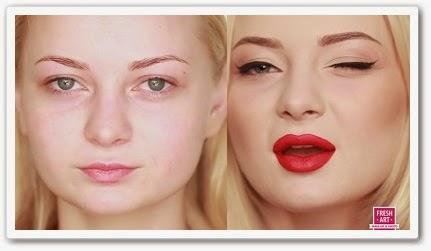 видео урок Голливудский макияж от профессионала