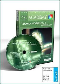 CG Academy 3DMax Workflow 2 Intermediate