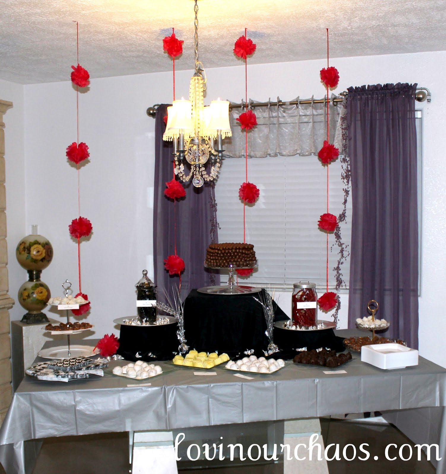 65th birthday party decorations pictures to pin on