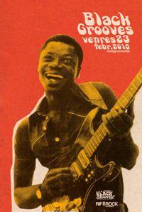 23 febr: Black Grooves!