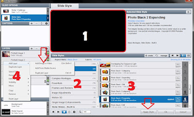 Movie Maker Membuat Slide Foto Menjadi Video