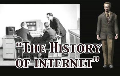 HISTORY OF INTERNET: ressyaeducation.blogspot.com/2013/07/history-of-internet.html