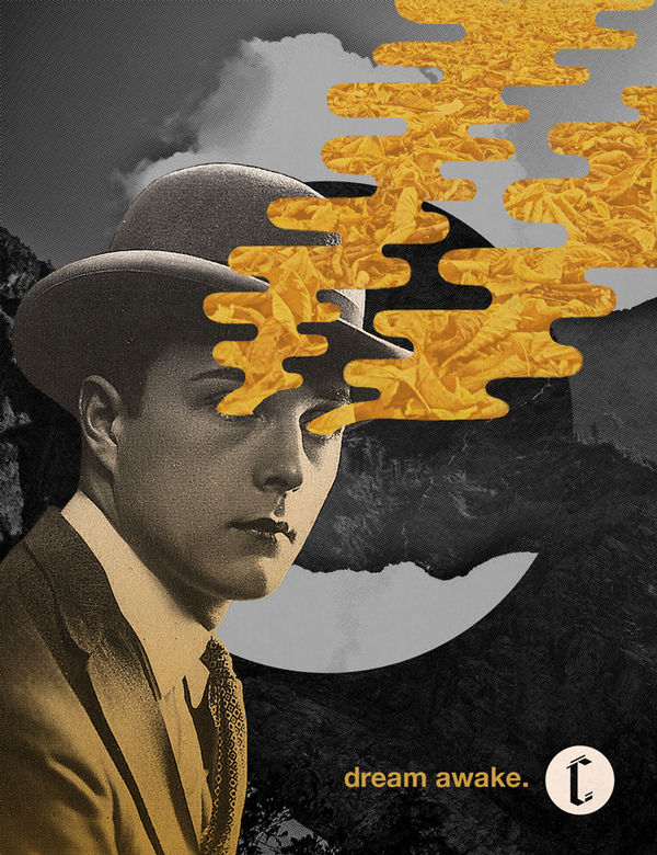 Doctor Ojiplático. Chase Kunz. Clever Collage Work