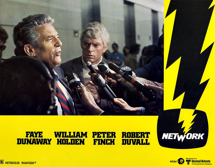 Póster: Network (1976)