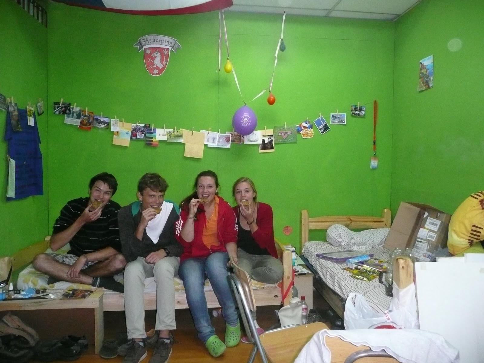Briefe Nach Chile : Simon in chile