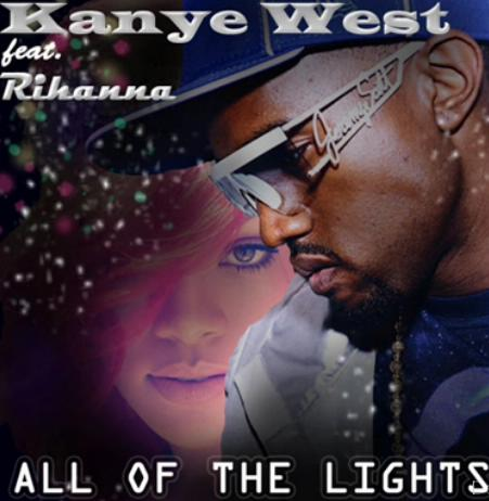 kanye west all of the lights rihanna. Kanye West Ft Rihanna amp; Kid
