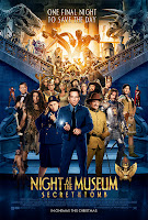 Night at the Museum 3 Secret of the Tomb movie poster