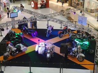 Exposição Harley-Davidson chega ao Boulevard São Gonçalo