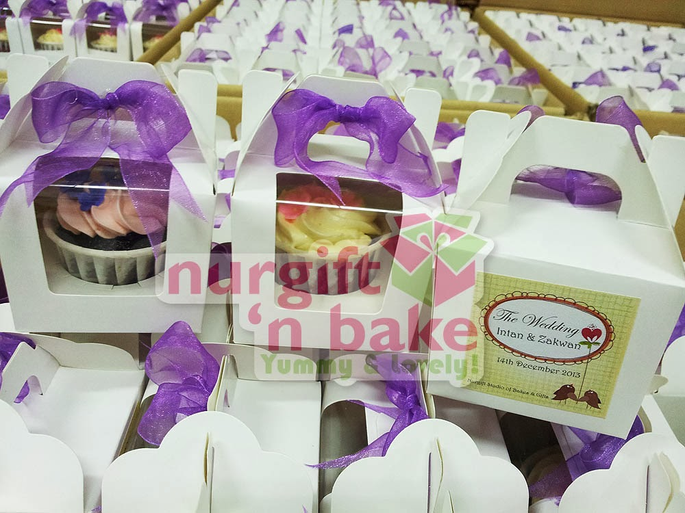... H&er Ramadhan Hari Raya Cupcake Doorgift Wedding Cake Kek ... & Wedding Door Gift Murah Choice Image - Wedding Decoration Ideas