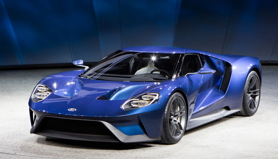 2016 Ford GT Specs and Price