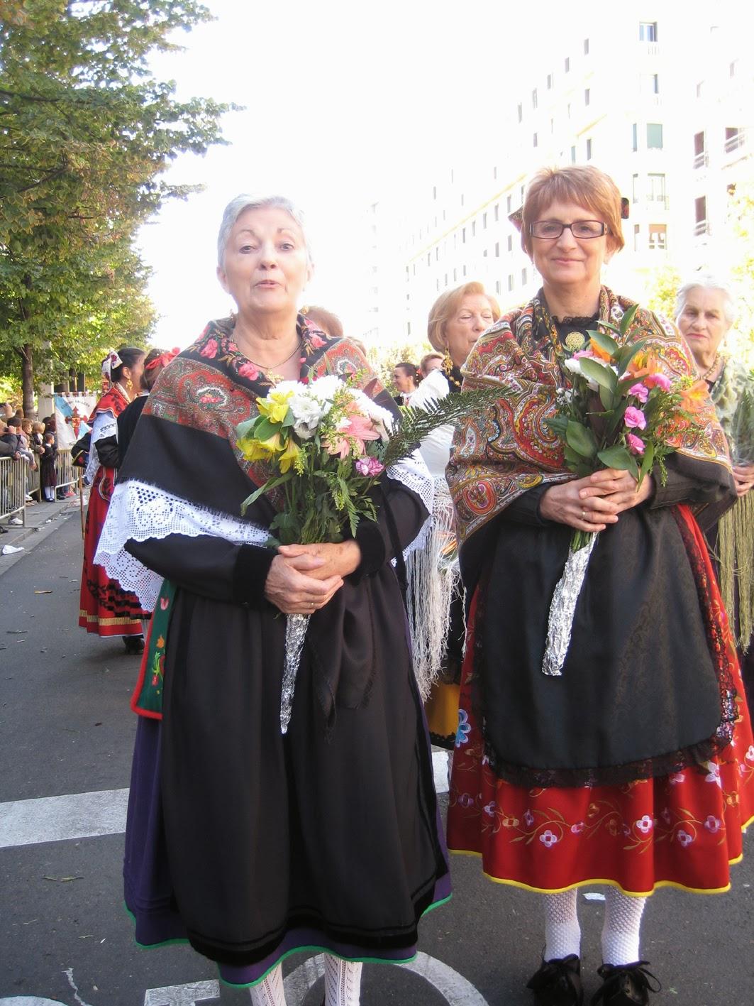 Fotos Ofrenda De Flores Zaragoza 2013 - [FOTOS] OFRENDA DE FLORES EN PATINES 2015