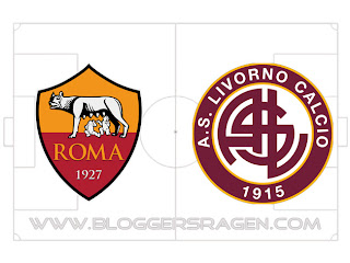 Prediksi Pertandingan AS Roma vs Livorno