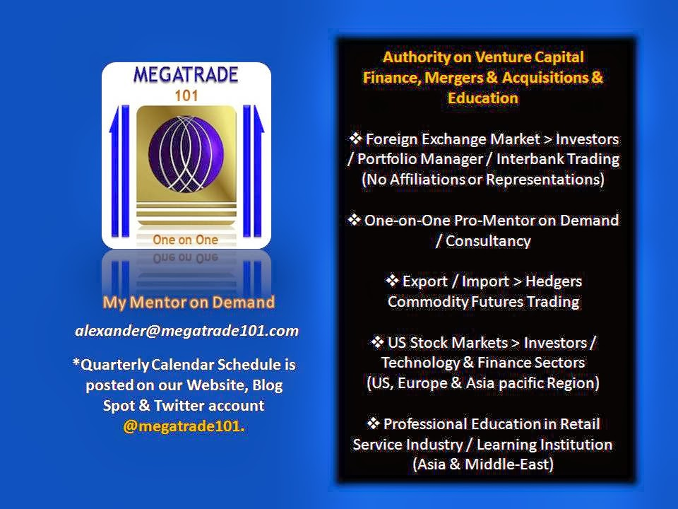 MegaTrade101.com - One-on-One Pro Mentor on Demand