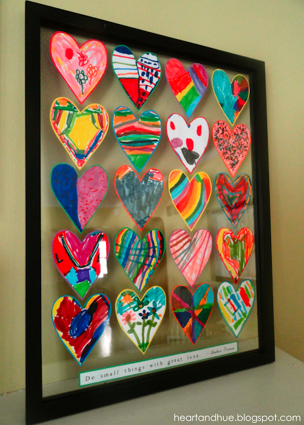 Classroom Auction Art Projects