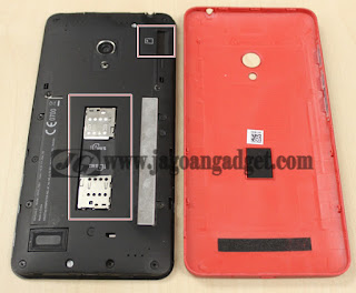 Baterai ASUS Zenfone 5 unremovable