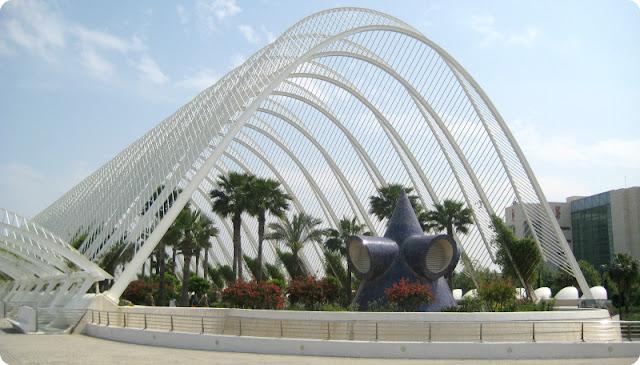 Valencia-Flores en el Umbracle